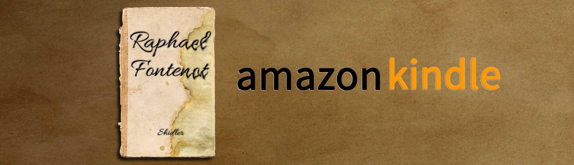 Raphael Fontenot Amazon Kindle
